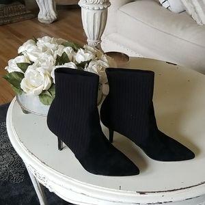 Marc Fisher sock booties
